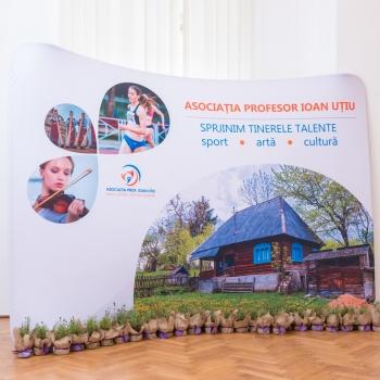 Lansarea asociatiei prof. Ioan Uțiu